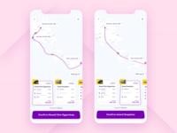 OLO APP - Route Screens
