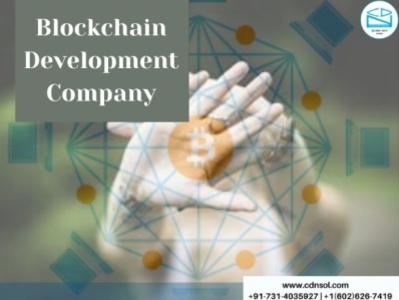 Blockchain Software Development Company CDN Solutions Group