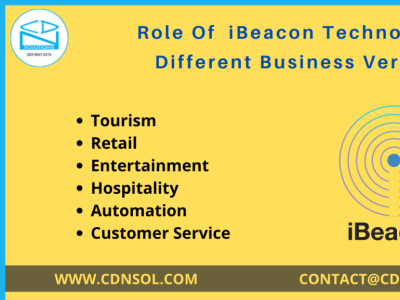 Future-Ready iBeacon App Development Services From CDN Solutions