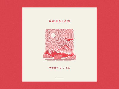 Ownglow - Wont U / LA
