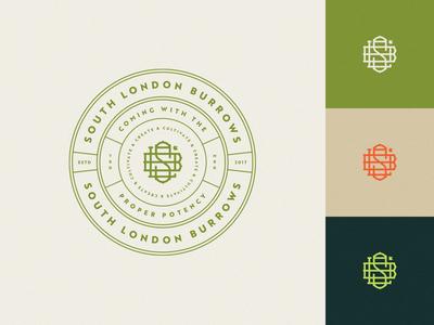 SLB logo concepts (Round 1)