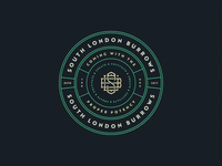 SLB logo concepts (Round 2)