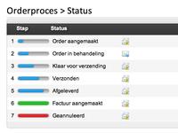 Order Process setup