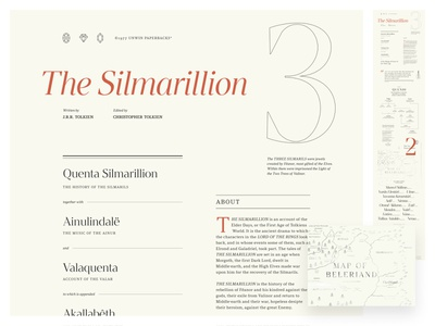 Argesta Type Specimen from Atipo Foundry website argesta typeface fonts font tolkien elves silmarillion specimen typography type