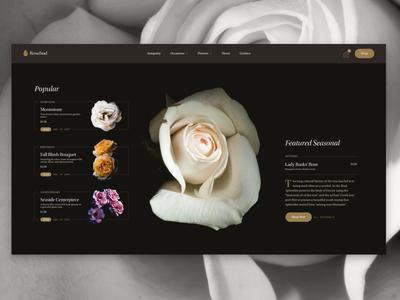 #designabovethefold ep.2 - Florist