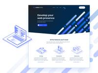 LD Website Spot Illustrations