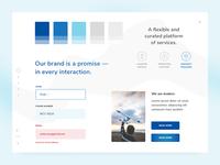 Clean & classy UI kit