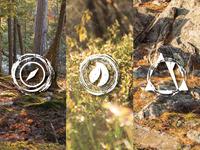 Hiking Icons