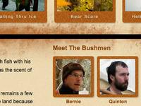 The Last Bushmen