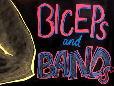 Biceps & Bands