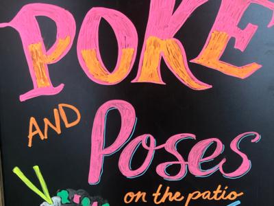 Poké and Poses