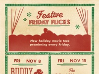 Festive Friday Flicks