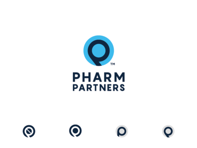 Pharm Partners - Logo Redesign