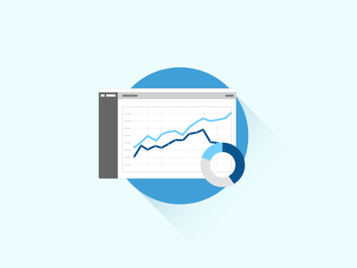 User Segmentation user app illustration flat mobile segmentation liquid