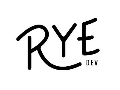Rye Dev rye logo dev