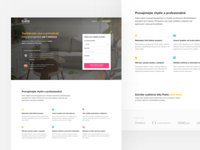 Landing page for landlords #2