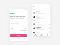 Flatio mobile app #1