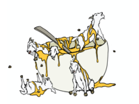 Honey Bunches Of Goats