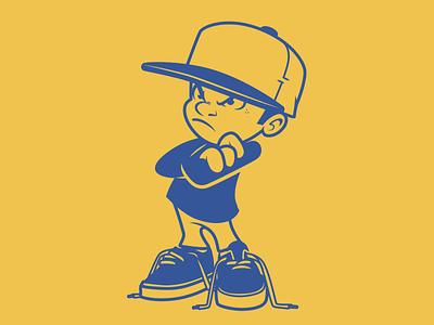 Bad! design brooklyn designer vector t shirt design character design vector design illustration graphics