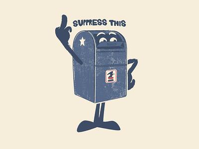 Mail Call! logo sticker design brooklyn designer t shirt design tee design character design vector design illustration graphics