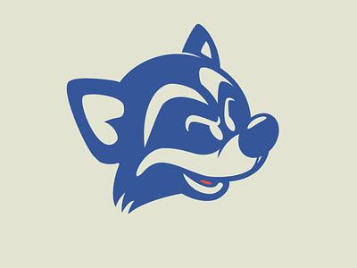 Raccoon WIP raccoon animals brooklyn designer t shirt design character design vector design illustration graphics