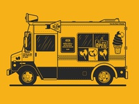 Wu Ice Cream Truck