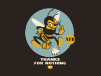 Bee .. Thanks for nothing