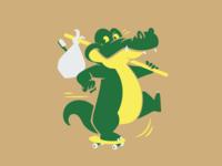 Gator Skater