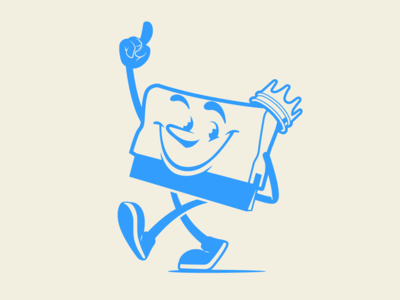 Screen Print Mascot