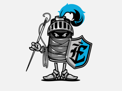 Embroidery Mascot