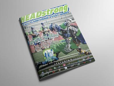 Magazine Layout brochure booklet event magazine print