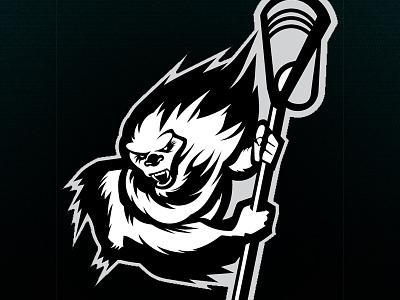 Icebreaker Logo WIP sport lacrosse logo yeti