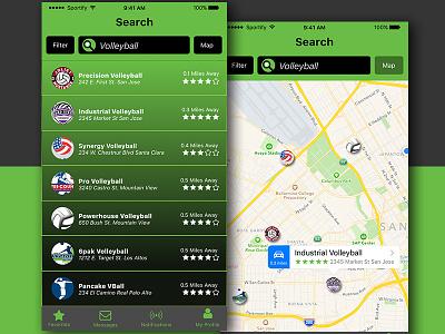Search Screens search sketch design app ui ux