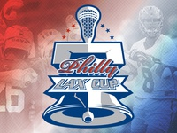 Philly Lax Cup Tournament Logo
