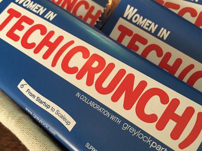 Women in Tech(Crunch) Package Design