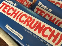 Women in Tech(Crunch) Package Design
