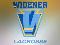 Widener University Lacrosse Alternative Logo