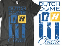 Dutch Dome Classic Branding Art