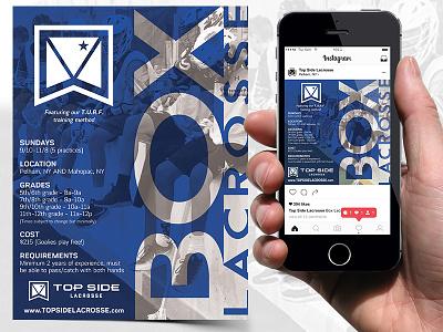Sport Digital Marketing Blast lax social media instagram digital marketing lacrosse