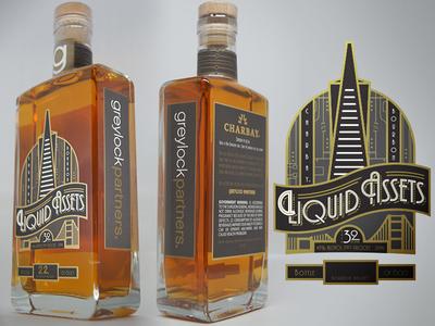 Liquid Assets Label