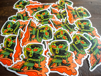 Stickers | Wolfman Sticker