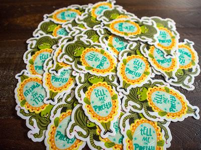 Stickers | Medusa