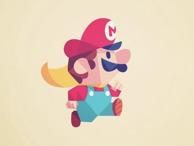 Mario Masquerade Sticker Pack!