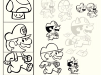 Only 37 Mario Masquerade Sticker Packs Left !!