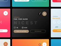 UI Color Scheme preview