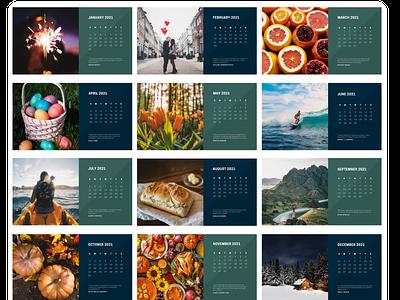 The Concept of Calendar Design calendar design templates 2021 calendar design ideas table calendar 2021 design 2021 calendar design template great calendar design ideas 2021 great calendar design ideas best calendar design ideas