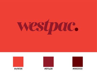 Westpac logo redesign