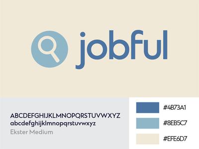 jobful logo design