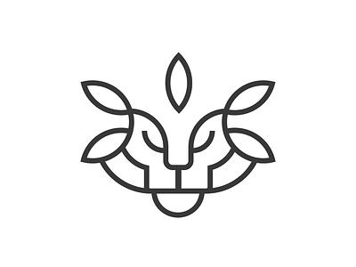 Logo design safe accountable strong sensitive line light nurture powerful stable doing accounant do todo flower leo logo