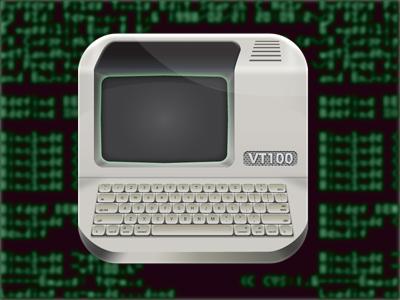 VT100 Terminal by Eynav Raphael on Dribbble